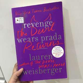 Revenge wears prada laura weisberger