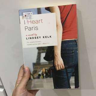 I heart Paris Lindsey Kelk