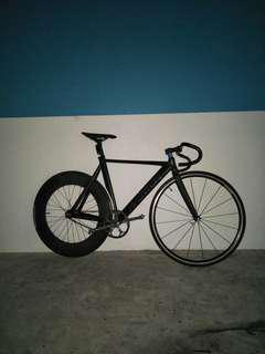 Wts/wtt 88mm carbon rear