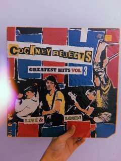 Cockney Reject Vinyl