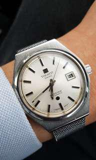 Tissot seastar automatic from the 1970s