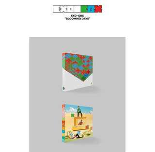 [po] exo-cbx - blooming days