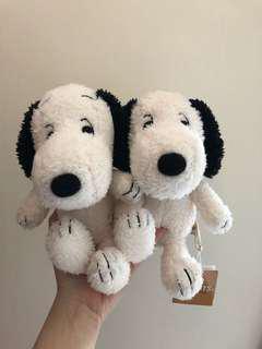 Snoopy公仔 日本景品