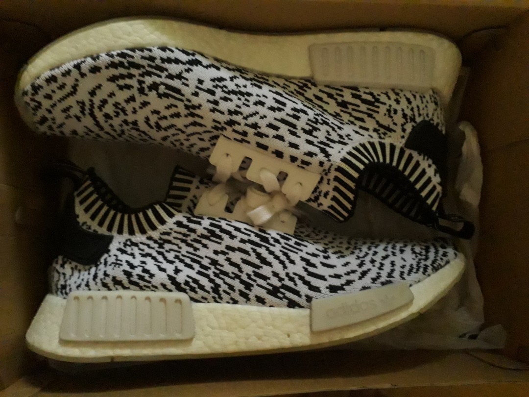 best website c605e a3ee7 Adidas NMD sashiko white