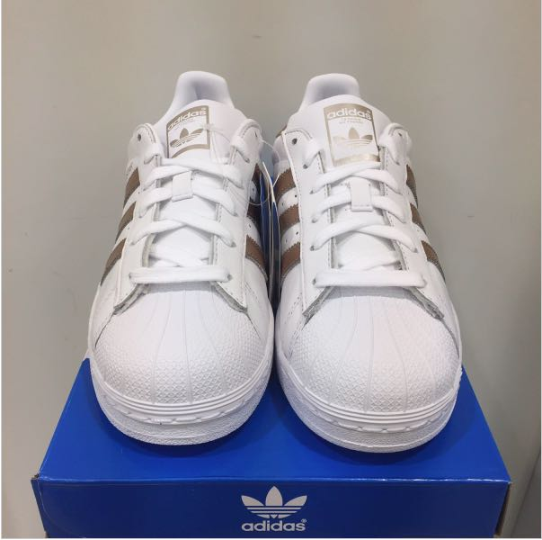 quality design 95005 8ebc1 Adidas Women Superstar White Rose Gold CG5463 Shoes, Women s Fashion, Shoes,  Sneakers on Carousell