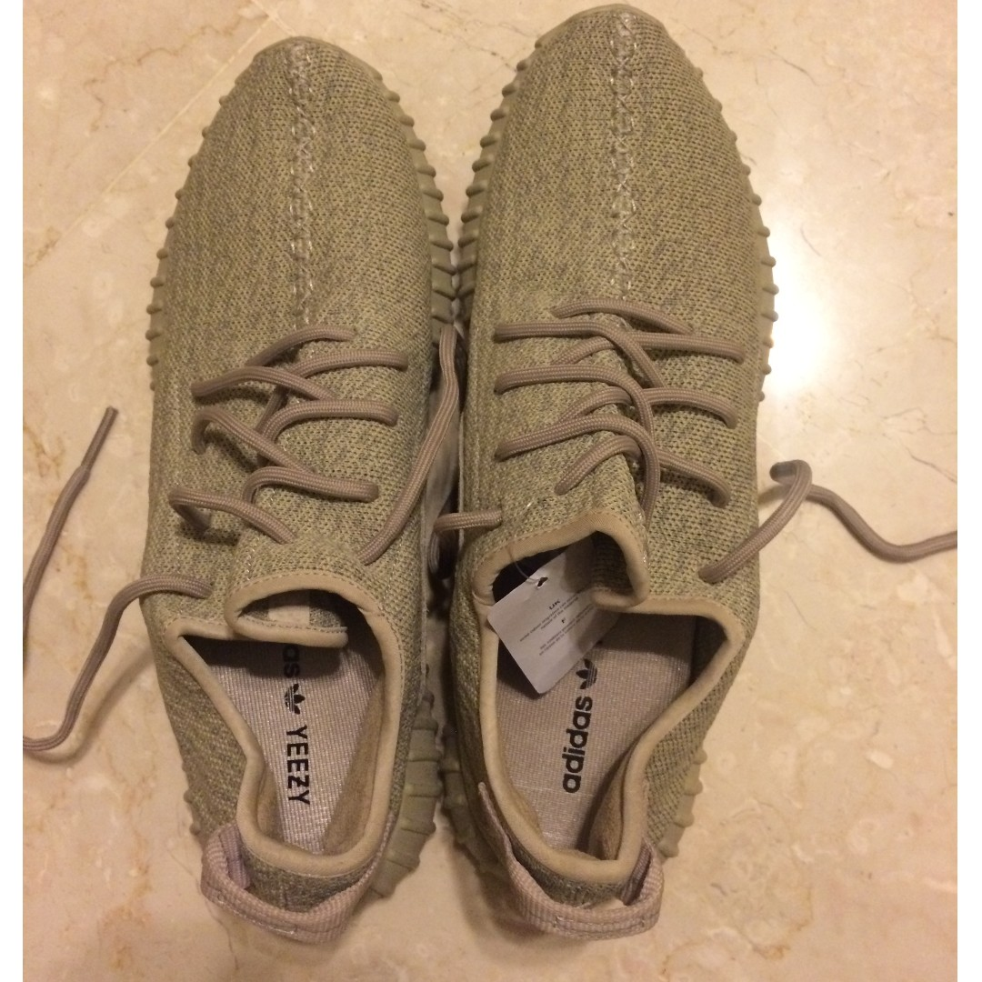 823d6d96cc0 Adidas Yeezy 350 Boost  Oxford Tan