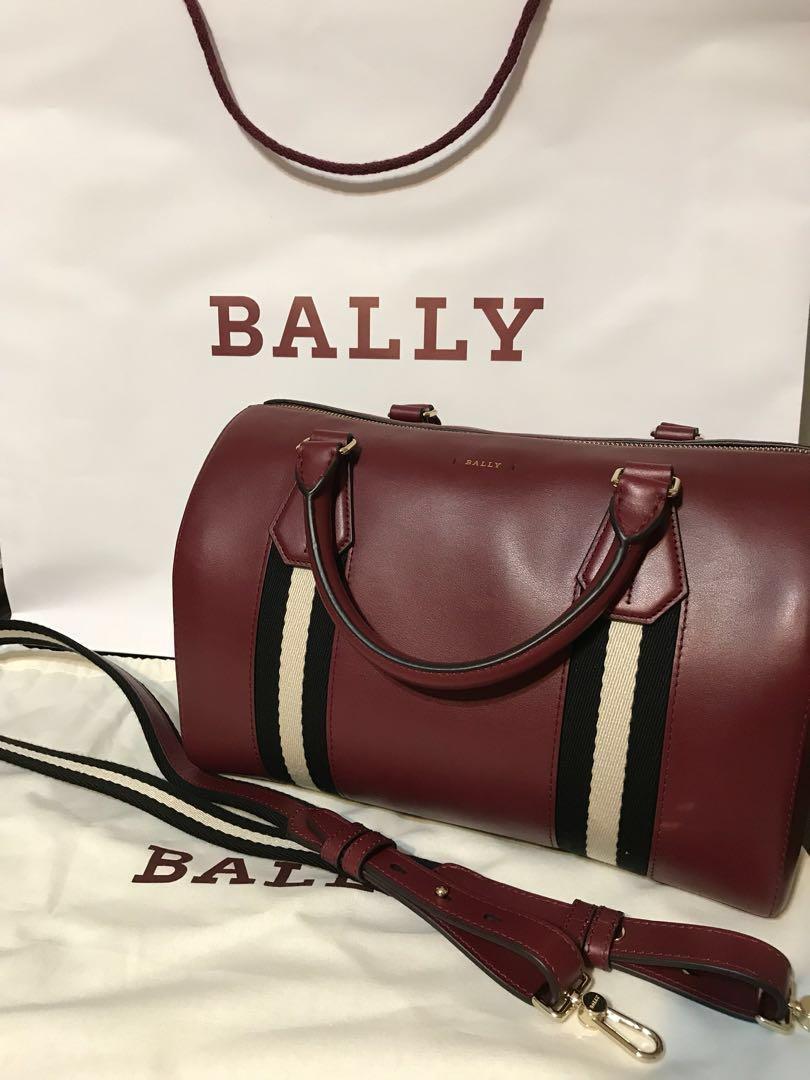 Authentic Bally Leather Bag 375fa868f2573