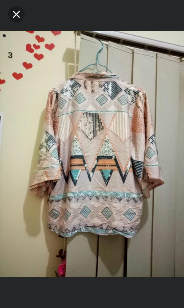 Baju motif