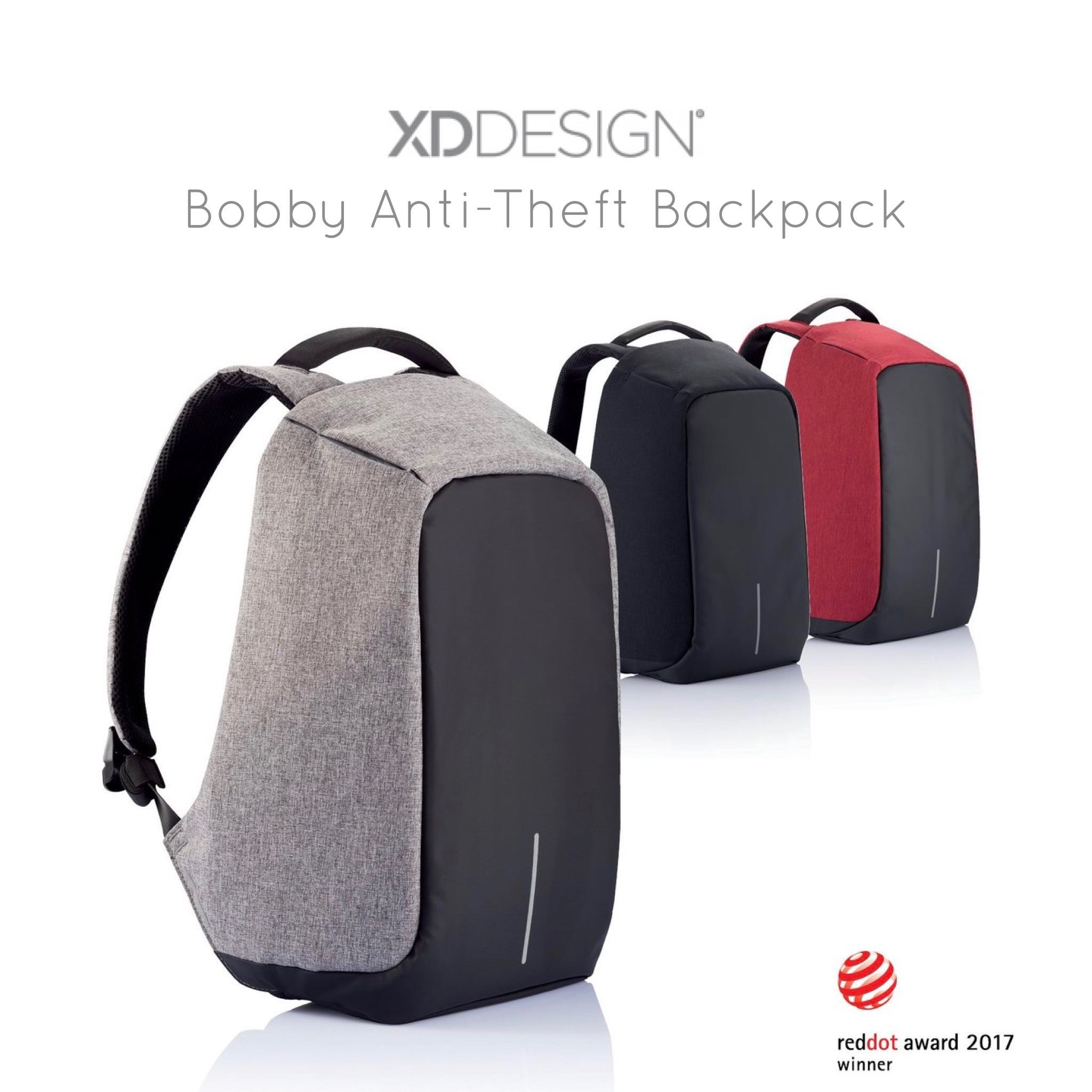 *CHEAPEST* Authentic + New Bobby Anti-Theft Backpack , Men's Fashion, Bags & Wallets, Backpacks on Carousell