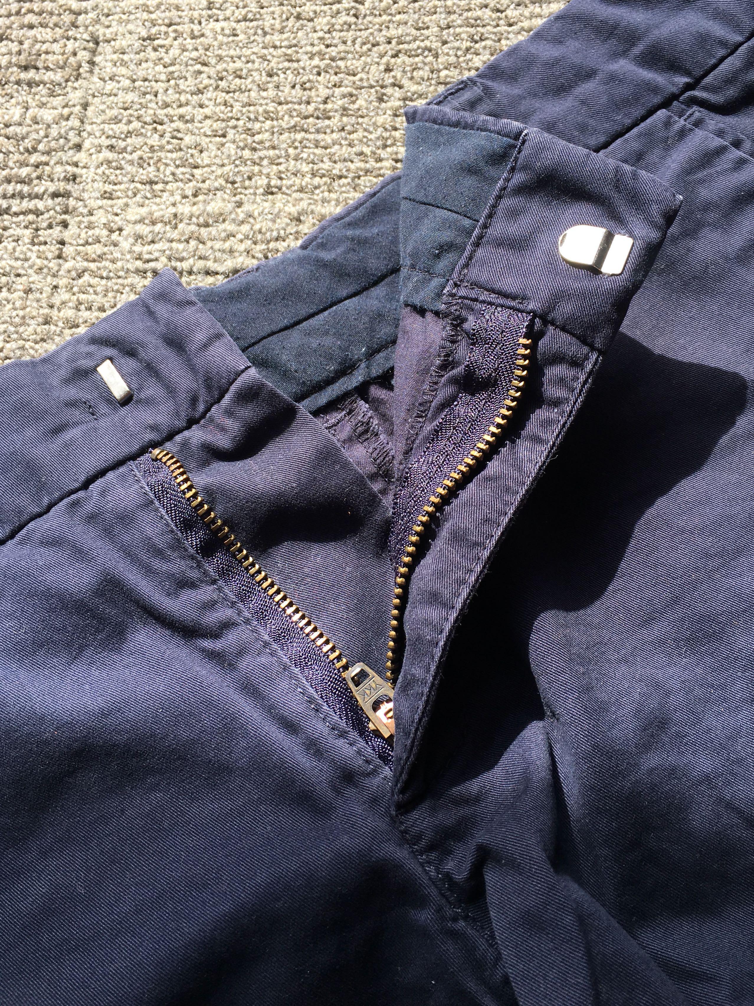 Dark Navy Blue Shorts (M/12)