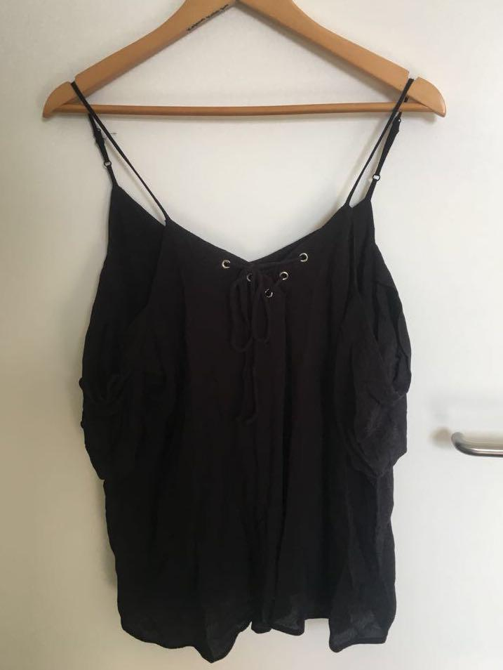 Glassons Black Top (10)
