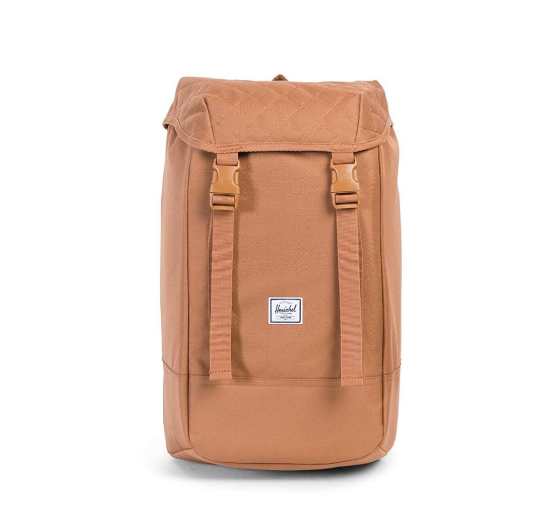 601e507fc4e Herschel Supply Black   Brown Iona Backpack