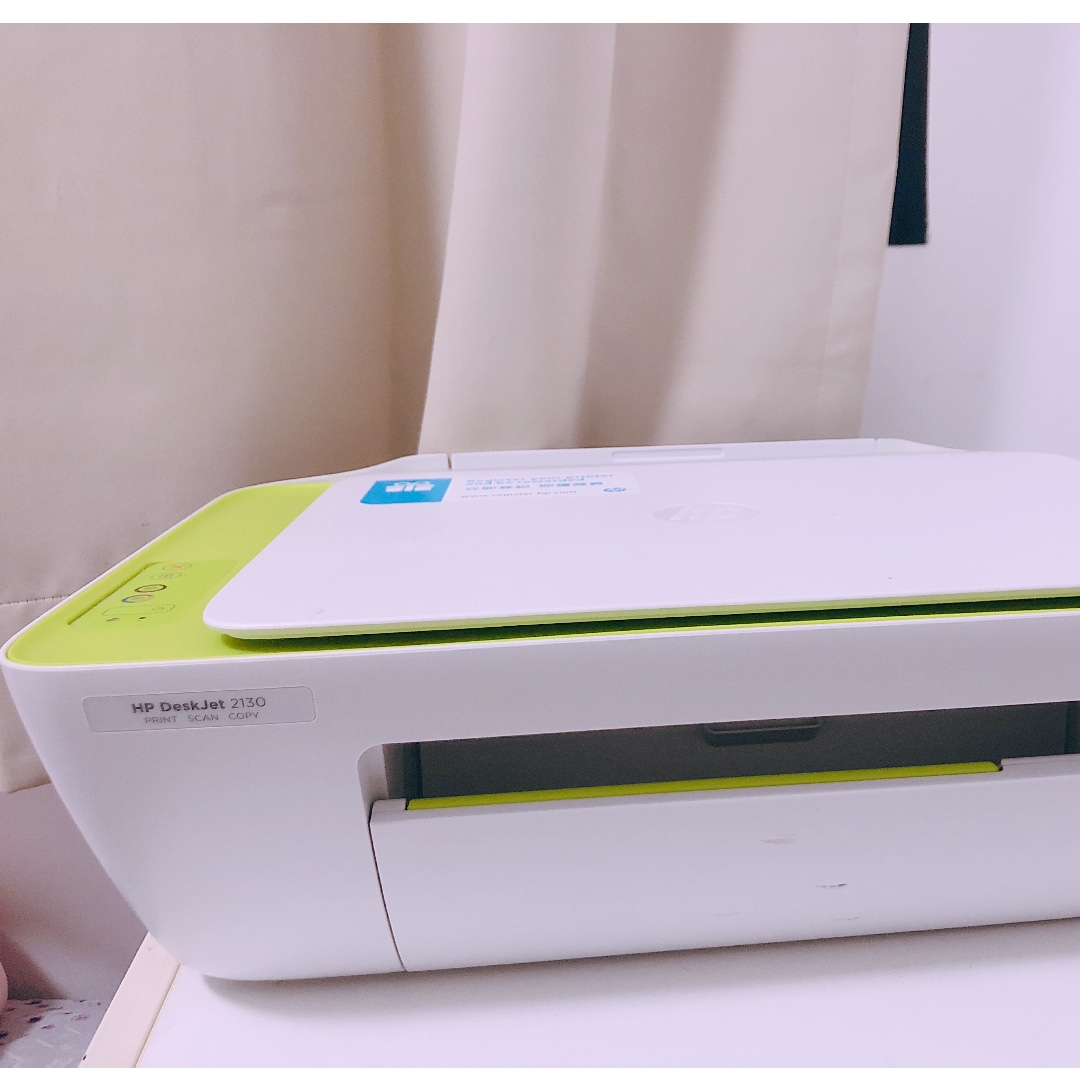Hp Deskjet Printer 2130 Electronics Others On Carousell 2135