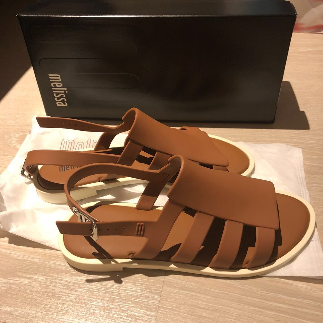 6311d1cad70c  Instock  Melissa Brown Boemia Sandals US7