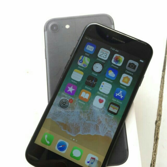 iphone 7 32gb BlackMatte FU sangat murah 879694c1ca
