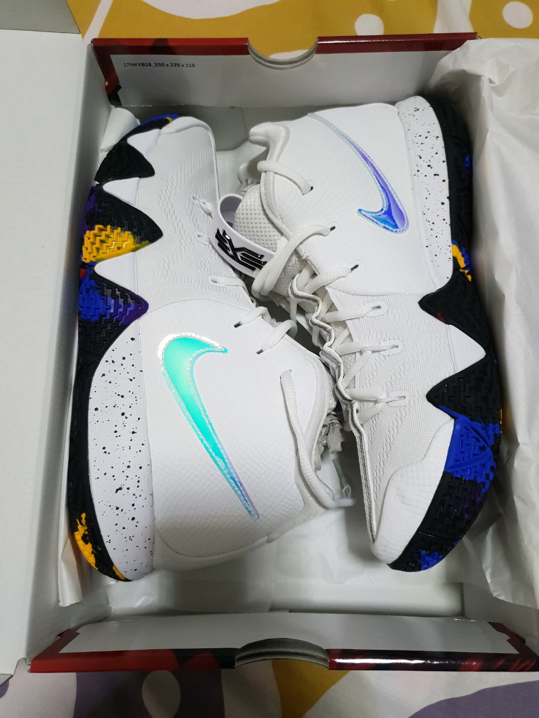outlet store a5d68 4052a Kyrie 4 (uncle drew), Men's Fashion, Footwear, Sneakers on ...