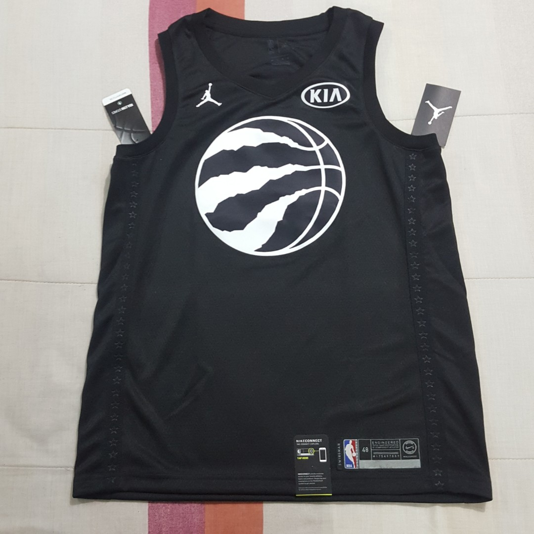 new product 63cb2 075d1 Legit BNWT Nike Jordan DeMar DeRozan NBA All Star Jersey L