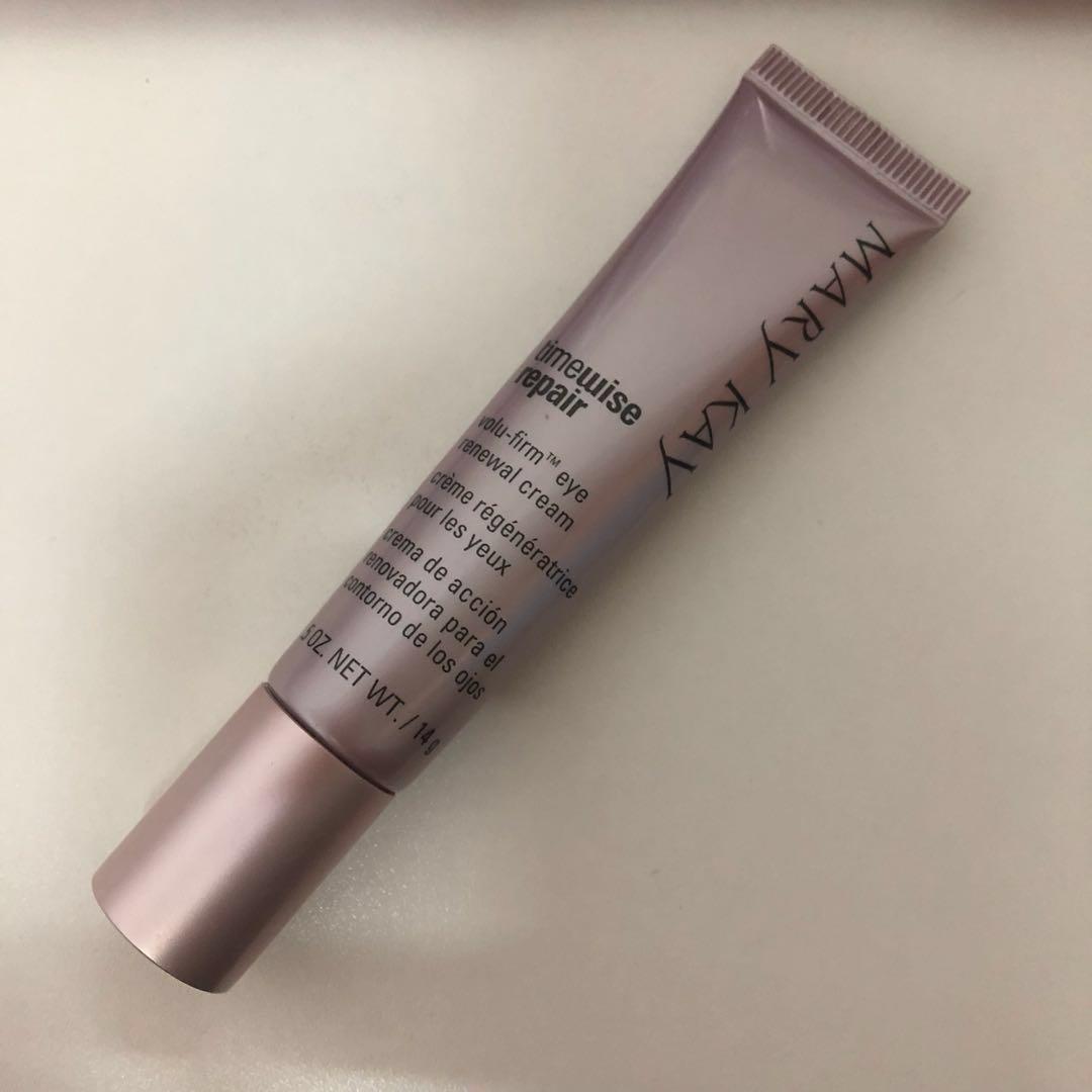 Mary Kay Volu Firm Eye Renewal Cream