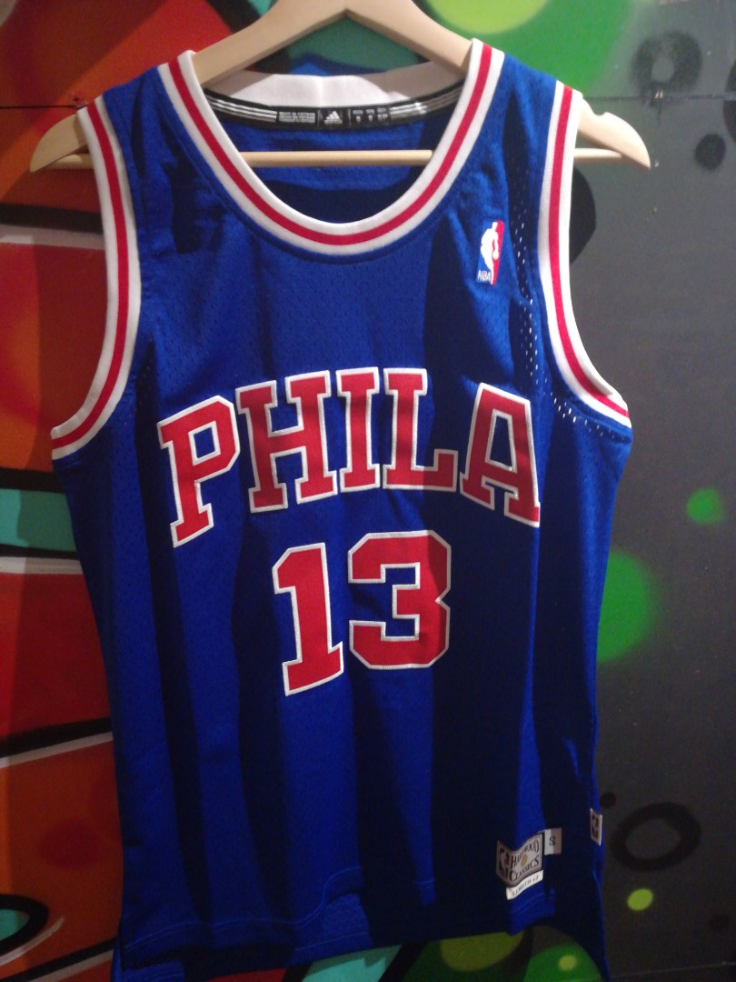 NBA Wilt Chamberlain phila iconic jersey b3c9bf443