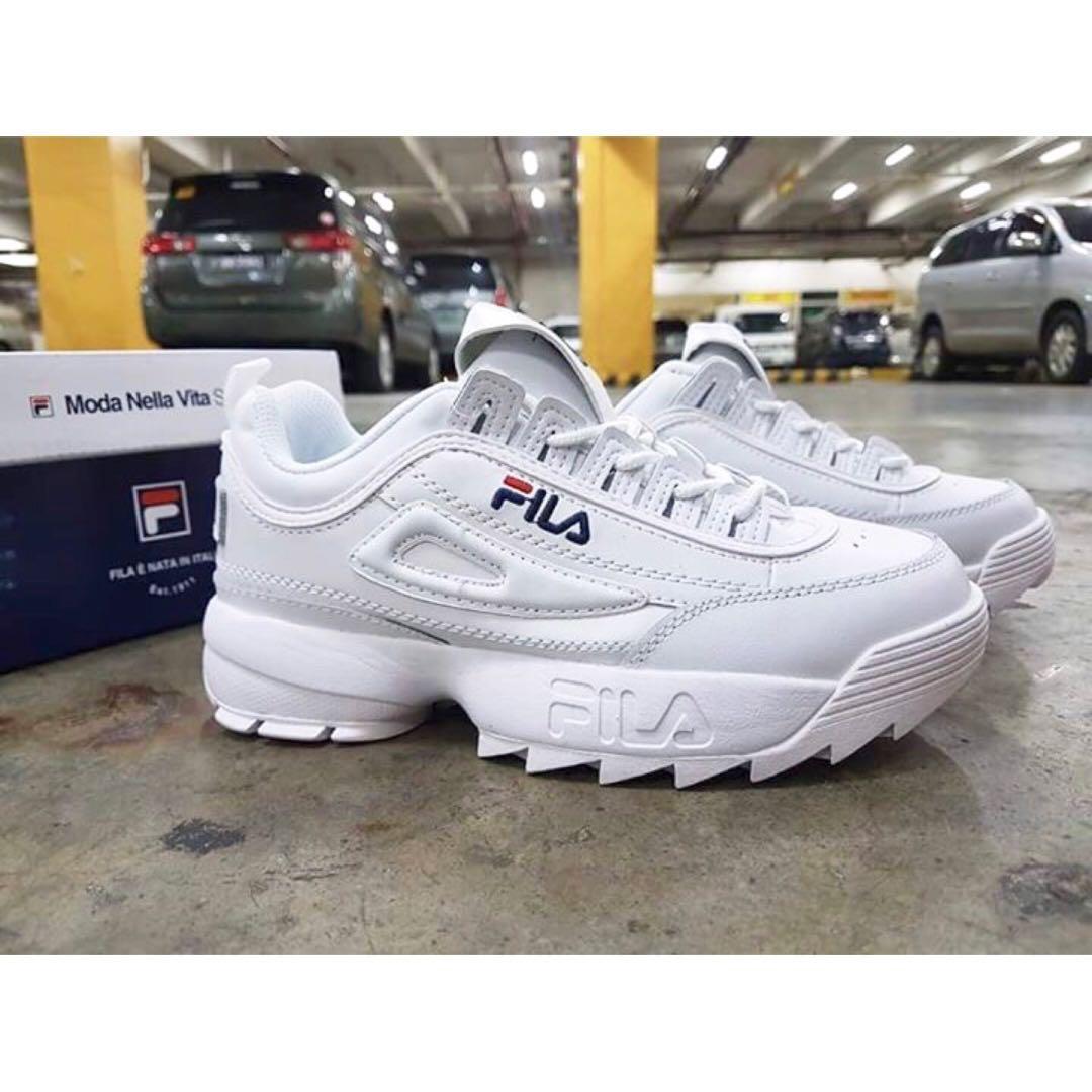 New FILA Disruptor Women s Shoes f2eb603c4