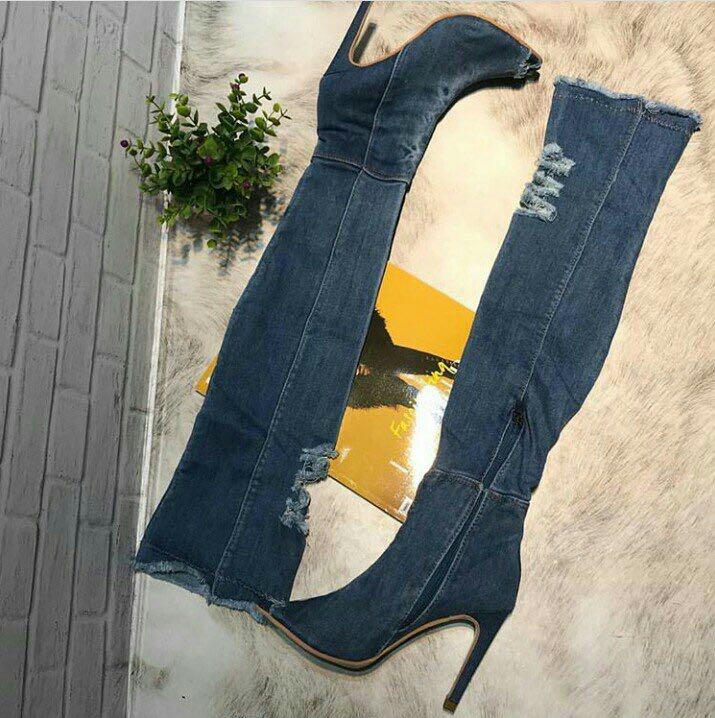 NEW Ready Stock!!!  Boots Jeans