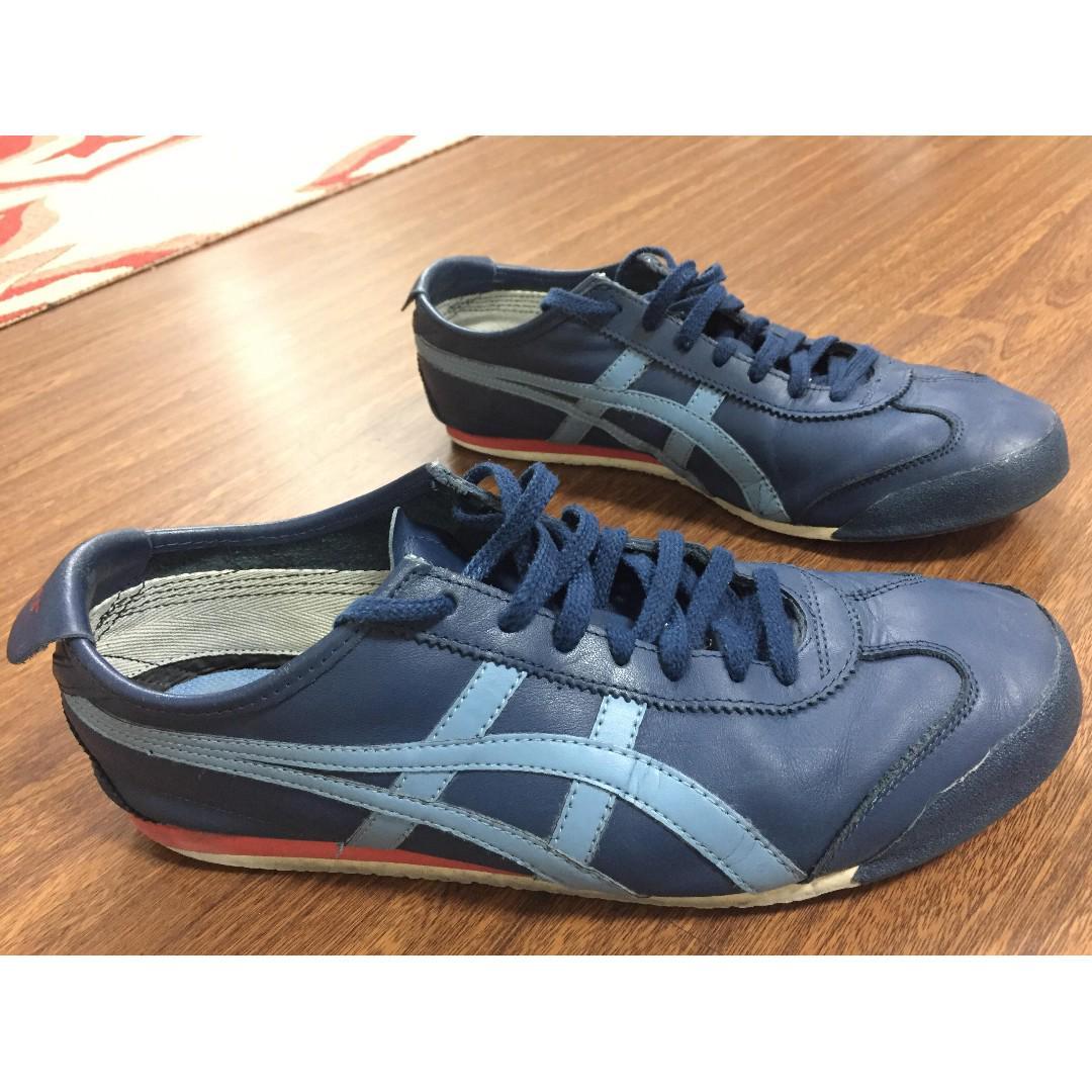 hot sale online f3caa f54bb Onitsuka Tiger LEGIT Mexico 66 Navy/Light Blue shoes ...