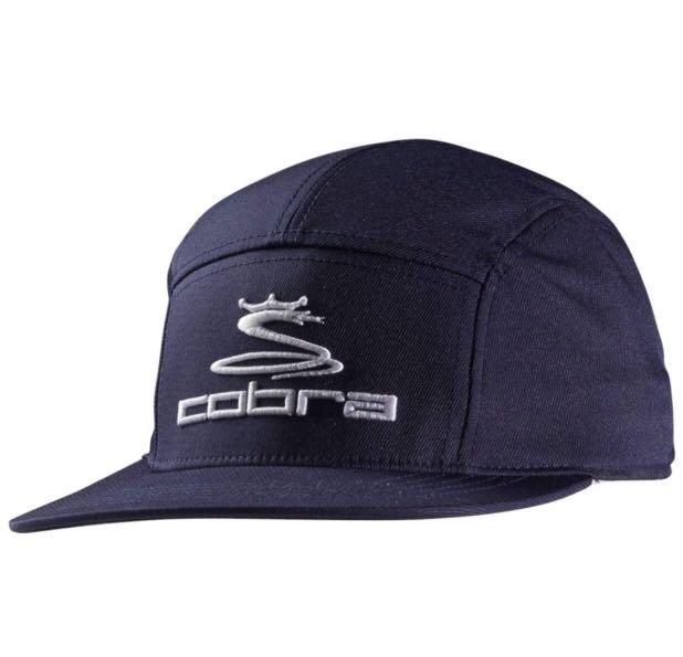 e06c2824eed Puma Golf Cobra Men s Tour 5 Panel Golf Hat Navy Blue