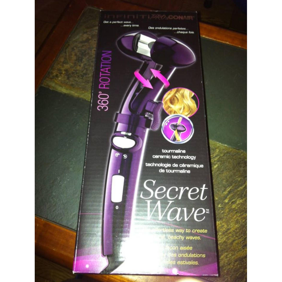 SECRET WAVE CURLER
