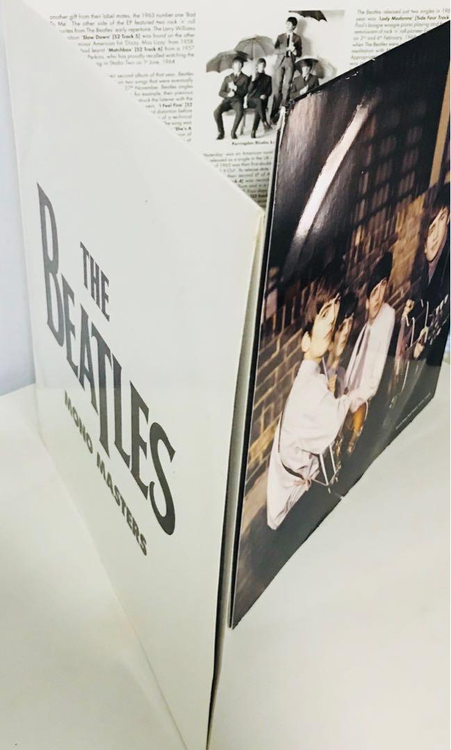 The Beatles : Mono Masters triple vinyl LP