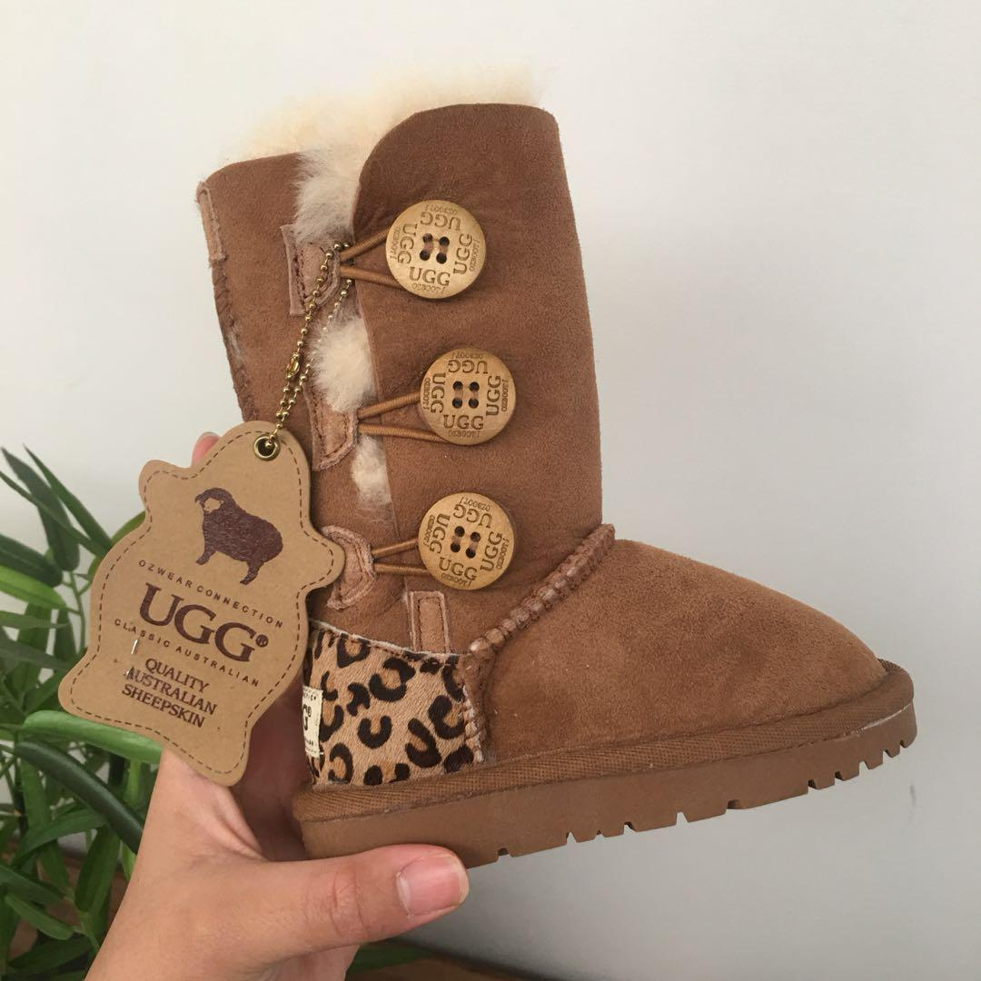 Toddler long Ugg boots