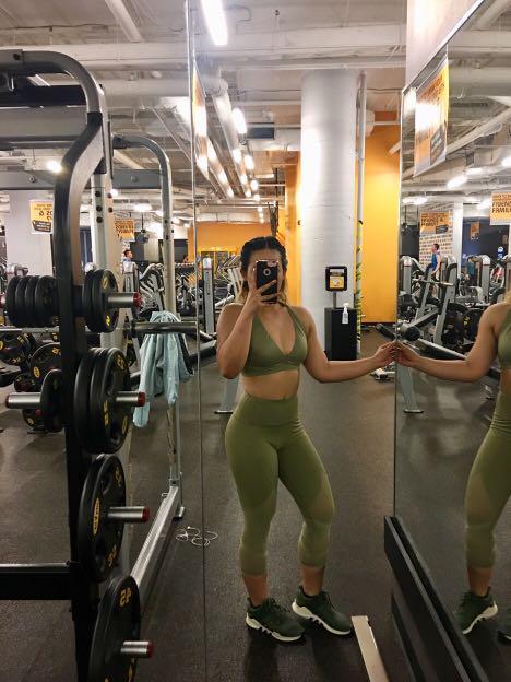 Victoria's Secret leggins