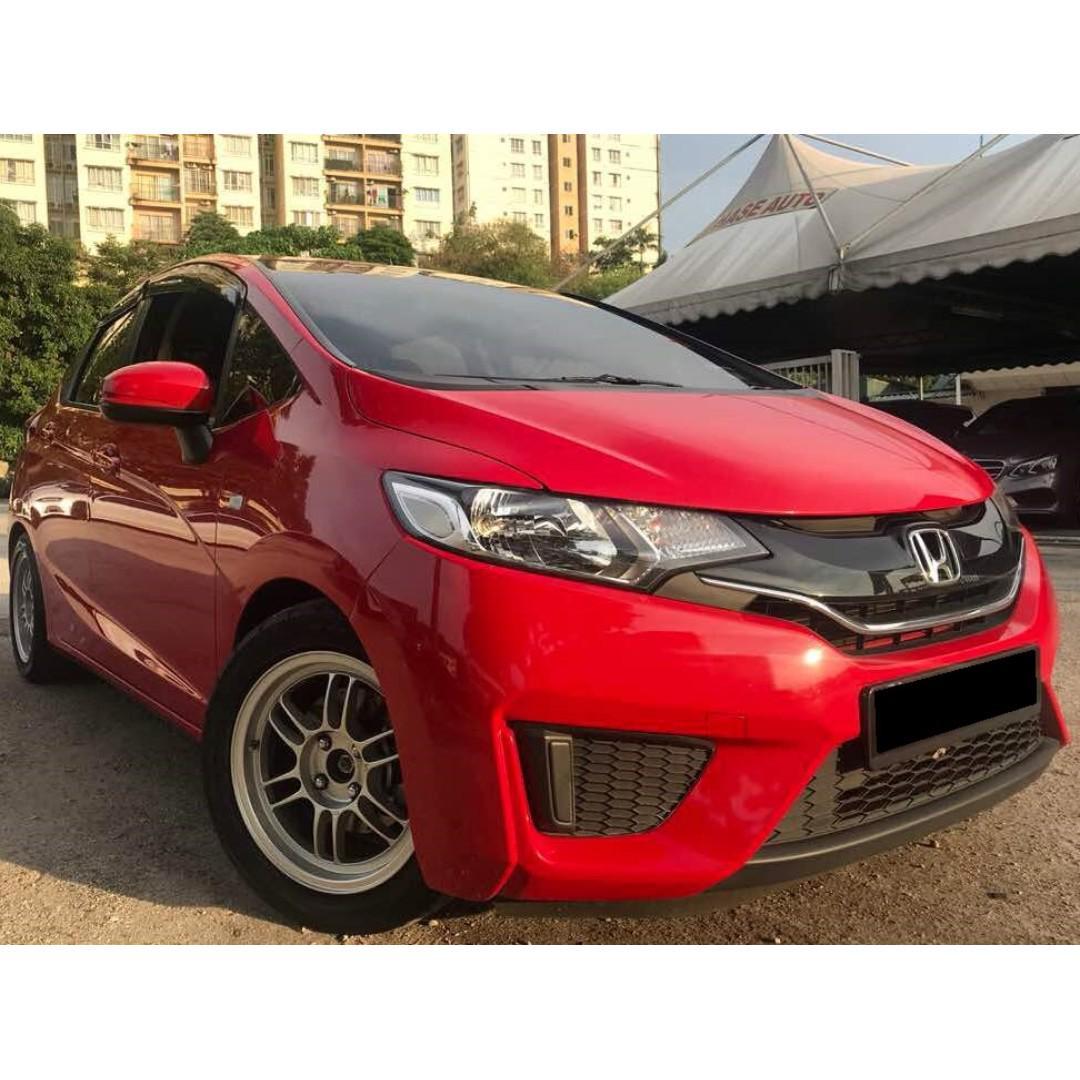 (YEAR MAKE)2017 Honda JAZZ 1.5 V (A) LIMITED SPORT