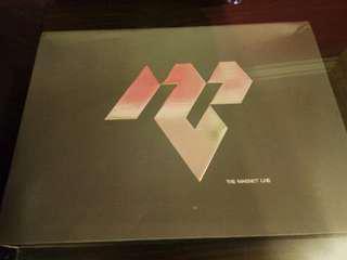 M.I.B 2nd album The Magnot Line