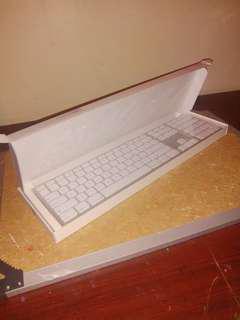 Brand New Mac book apple full size numerical keyboard