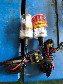 🚚 HID大燈 35W 規格有9006 6000k X1 4300k X1   H4 4300k X1 H3 6000k X4 H1 3000k X2