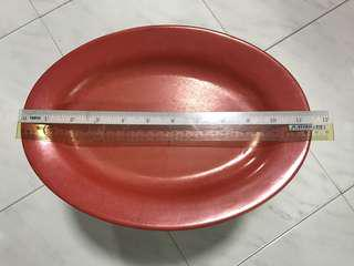 Hoover plates (red)
