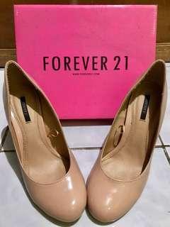 Pre-Loved: Forever 21 Nude Heels