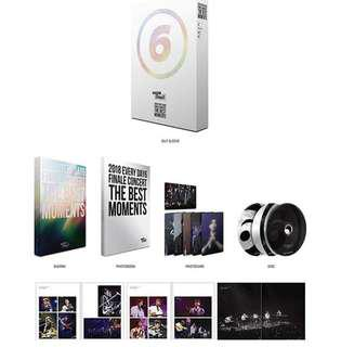 [po] day6 - everyday6 final concert the best moment dvd
