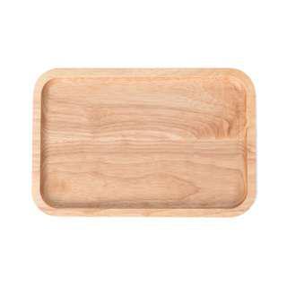 Nordic Beech Wood Rectangle Tray