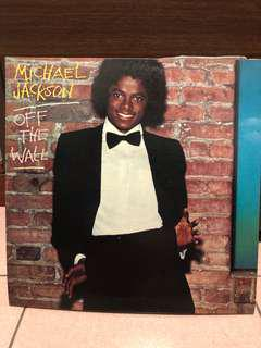 Michael Jackson - Off the Wall (Vinyl record)