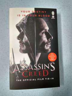 Assassin's Creed (Movie Tie In Edition)