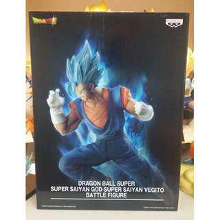 BANPRESTO DRAGONBALL SSGSS VEGETTO