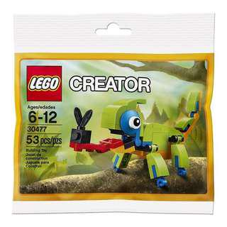 Lego Creator Chameleon 30477