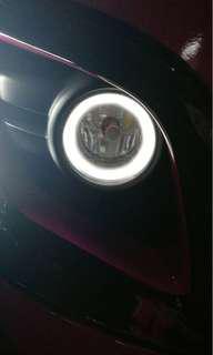 NV350 Fog Light