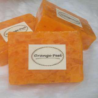 Orange Peel Soap