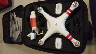 Drone - DJI PHANTOM 2 VISION  +