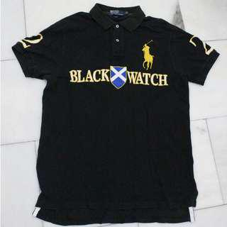 Black Watch Ralph Lauren Polo