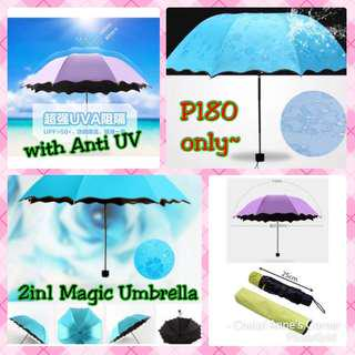 2 in 1 MAGIC UMBRELLA