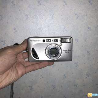 Fujifilm Zoom Date (DL Super Mini 後繼機)菲林傻瓜機