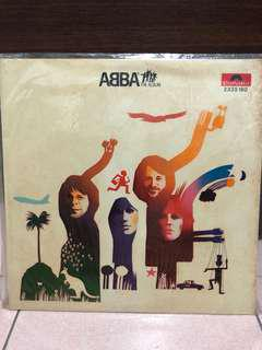 ABBA The Album - Vinyl Record